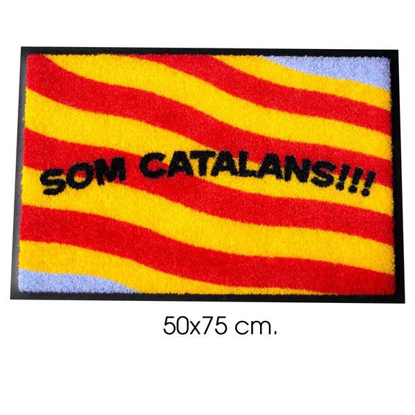 """Estora Tèxtil """"Som Catalans"""""""